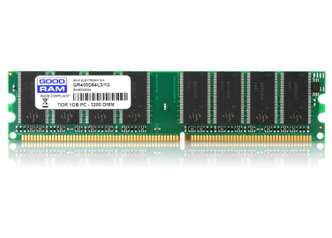 GoodRam 1GB 400Mhz DDR PC-3200 Lifetime