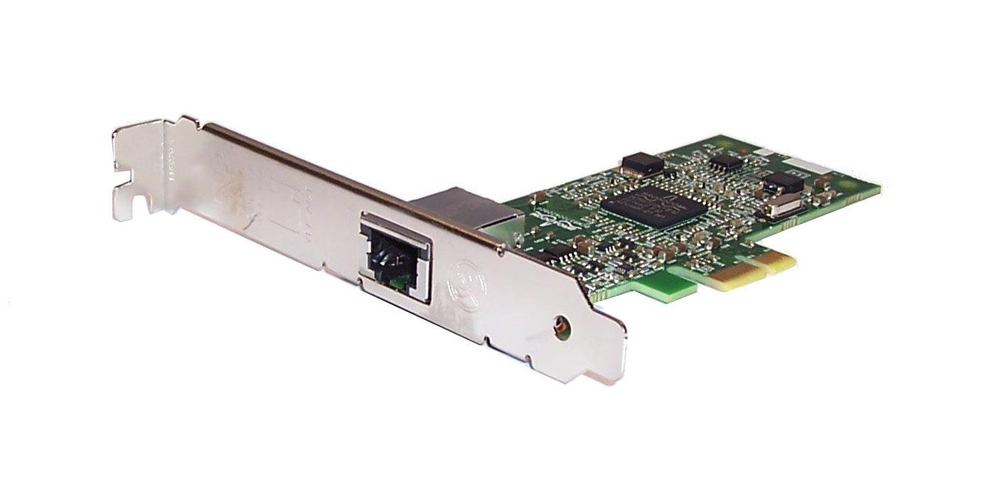Dell 9RJTC PCI-e RJ-45 Gigabit Network Interface Card