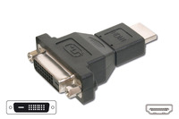 Adaptor HDMI Male to DVI Female Adapter AB-556