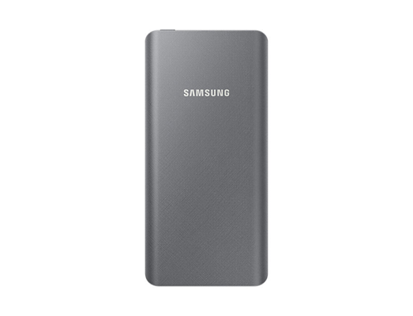 Samsung 10000mAh PowerBank FastExternal Battery Micro USB Silver