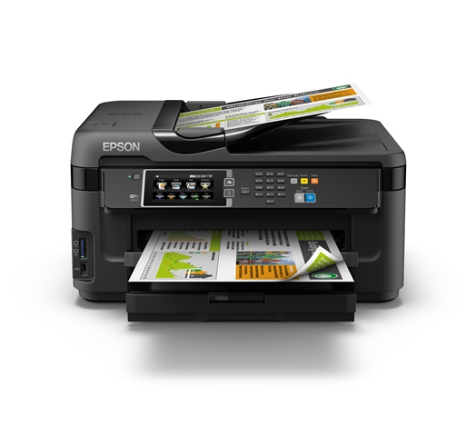 Epson Business Workforce WF-7610DWF A4-A3 4800/1200/USB/WiFi