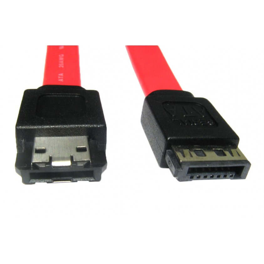 SATA CABLE DATA eSATA σε SATA 1.5m