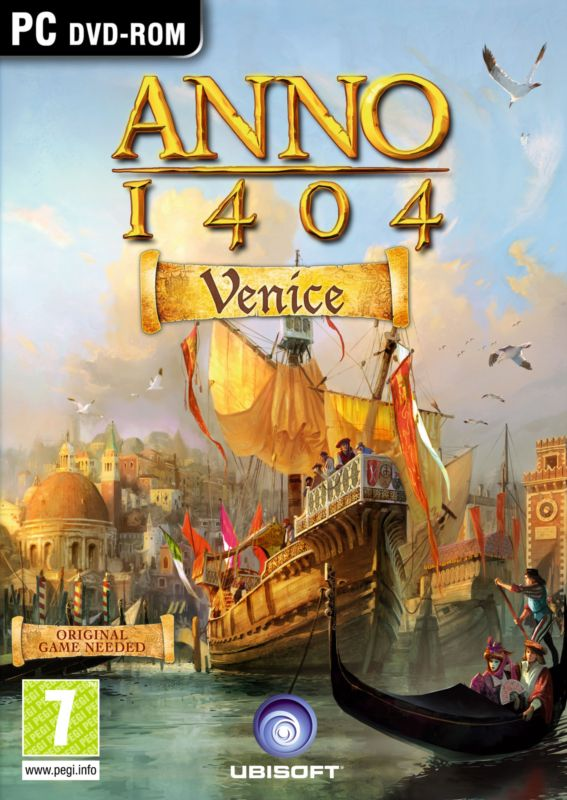 PC-GAME : ANNO 1404 VENICE