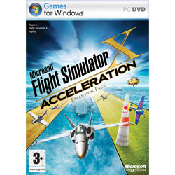 PC-GAME : Microsoft FLIGHT SIMULATOR Acceleration Expansion Pack