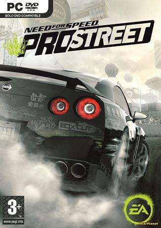 PC-GAME : NEED FOR SPEED PRO STREET