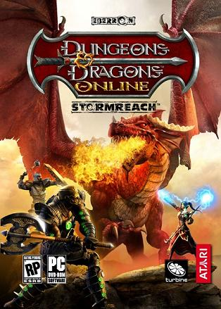 PC-GAME : DUNGEONS & DRAGONS ONLINE : STORMREACH