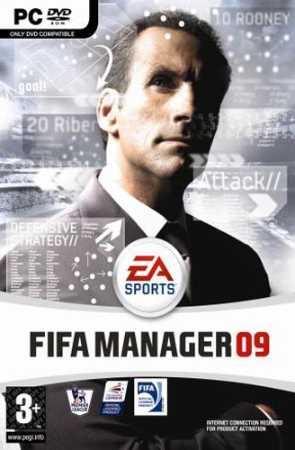 PC-GAME : FIFA MANAGER 09
