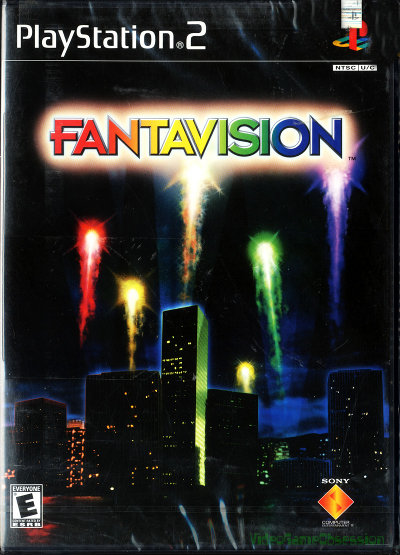 PS2-GAME : FANTAVISION