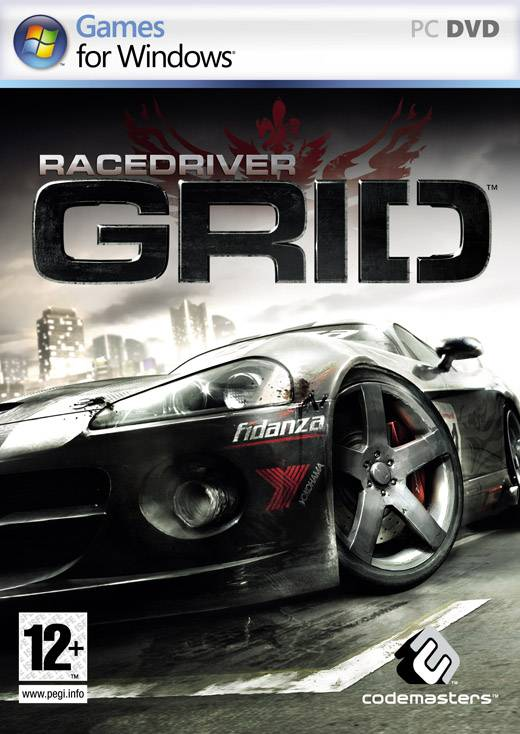 PC-GAME : RACE DRIVER GRID