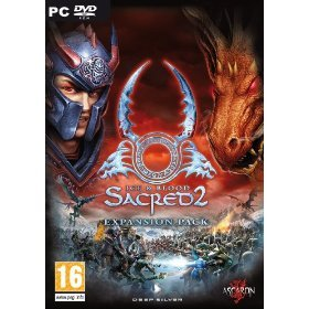 PC-GAME : SACRED 2 ICE & BLOOD (expansion)