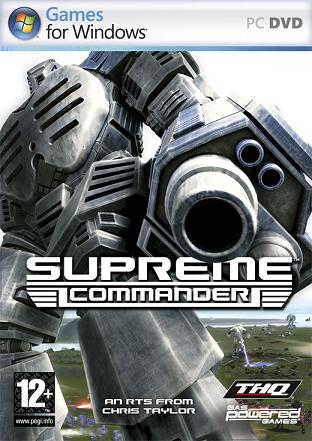 PC-GAME : SUPREME COMMANDER