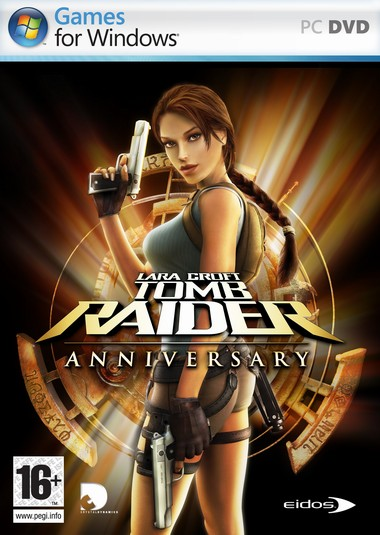 PC-GAME : TOMB RAIDER: ANNIVERSARY