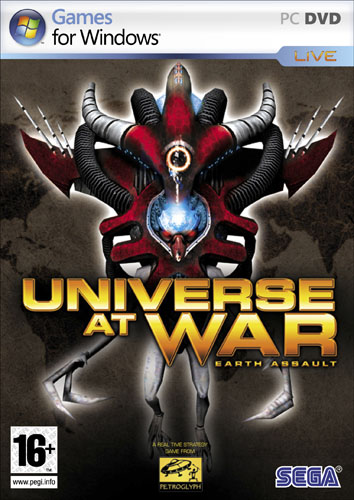 PC-GAME : UNIVERSE AT WAR