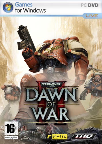 PC-GAME : WARHAMMER 40000 DAWN OF WAR II