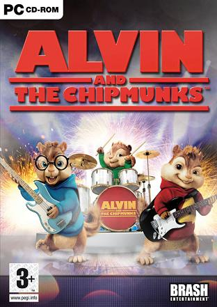 PC-GAME : ALVIN AND CHIPMUNKS