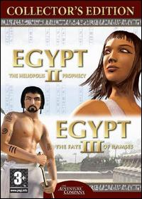 PC-GAME :  EGYPT 2 COLLECTORS EDITION
