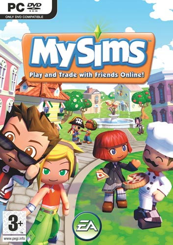 PC-GAME : MY SIMS