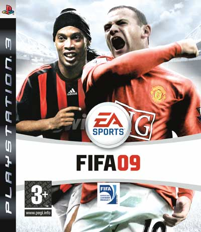 PS3-GAME : FIFA 09