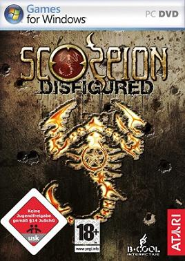 PC-GAME : SCORPION DISFIGURED