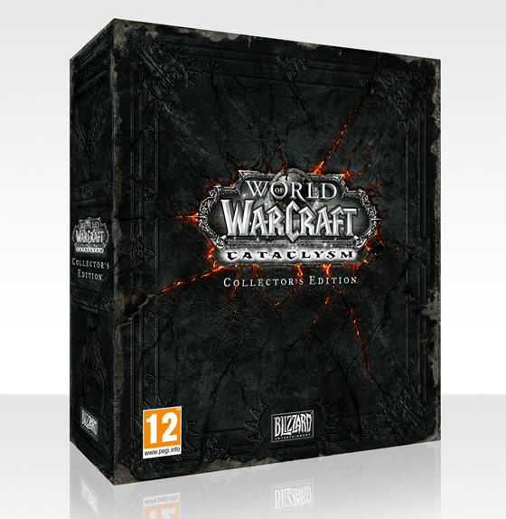 PC-GAME : World Of Warcraft : Cataclysm - Collectors Edition