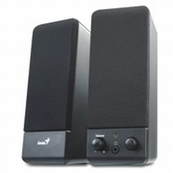 Ηχεία GENIUS SPS110 Multimedia Speakers PC 2,0/120W PMPO