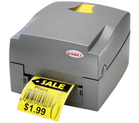 "GODEX GP-EZ-1000Plus 4"" Barcode Printer Thermal/Thermal Transfer"
