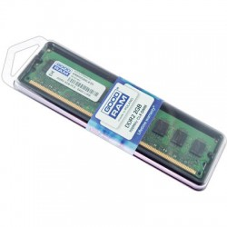 Μνήμη GoodRam 2GB DDR2 800Mhz PC2-6400 Lifetime Εγγύηση