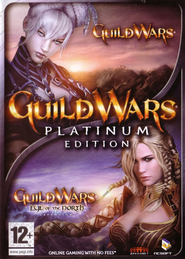PC GAME: GUILD WARS PLATINUM EDITION Collectors