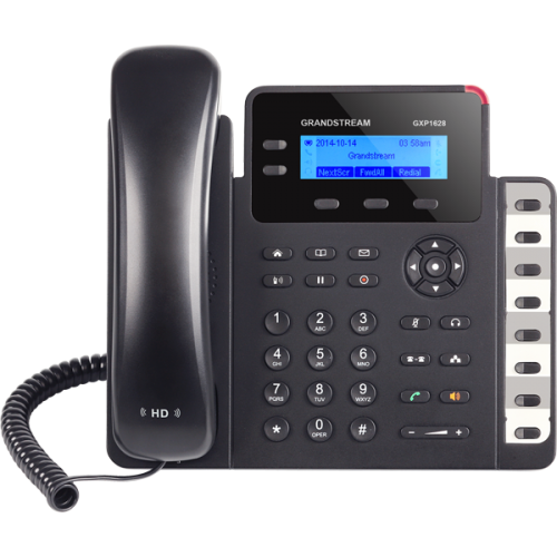 Τηλέφωνο IP Grandstream GXP1628 IP Phone 2SIP+8Keys