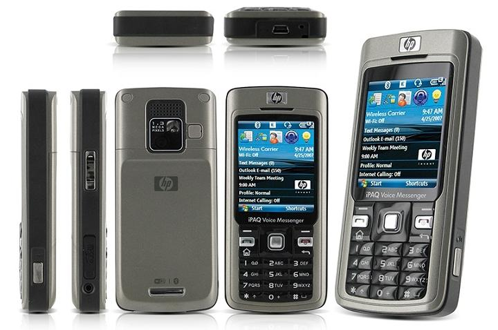HP iPaq 514 Voice Messenger Κινητό Τηλέφωνο Win 6.0 Mobile