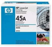 Toner HP γραφίτης Q5945A 4345mfp Laserjet 18000pages
