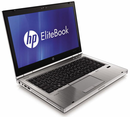 "HP EliteBook 8560p i5-2520M/4GB/250GB/DRW/Win7pro 15,6"" #RFB"
