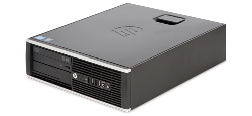 HP PC Compaq 8200 i5-2400/4GB/250GB/DVDRW/Win7pro #RFB