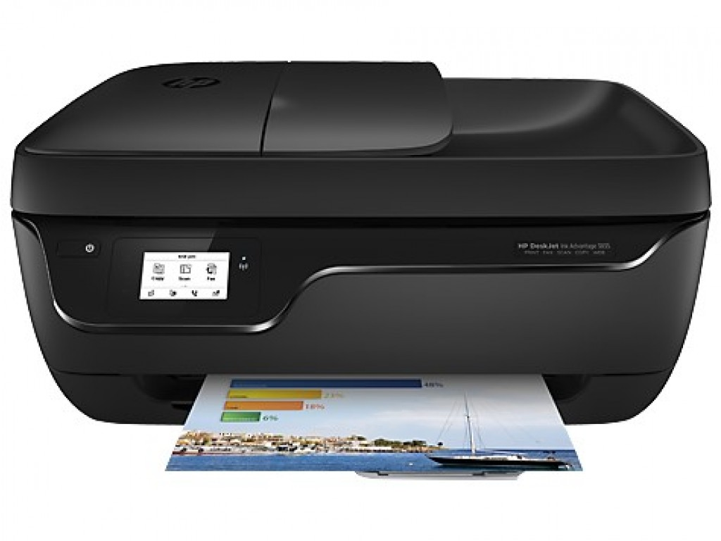 Εκτυπωτής HP DeskJet Ink Advantage 3835 All-in-One A4/USB F5R96C