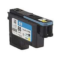 HP PRINTHEAD No88 BLACK & YELLOW C9381A