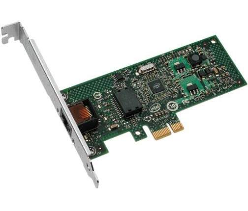 Intel Gigabit CT Desktop Adapter 10/100/1000Mbps PCI-ex