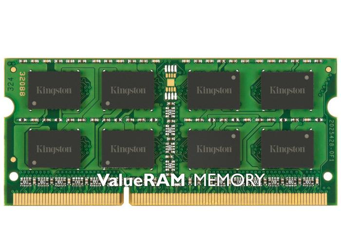 Kingston DDR3 1600ΜΗz 8GB SODIMM LowVoltage KVR16LS11/8