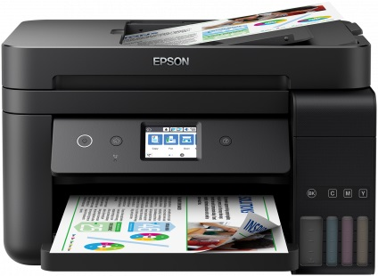 EPSON L6170 ITS. Duplex A4/33ppm/4800/PSC Πολυμηχάνημα