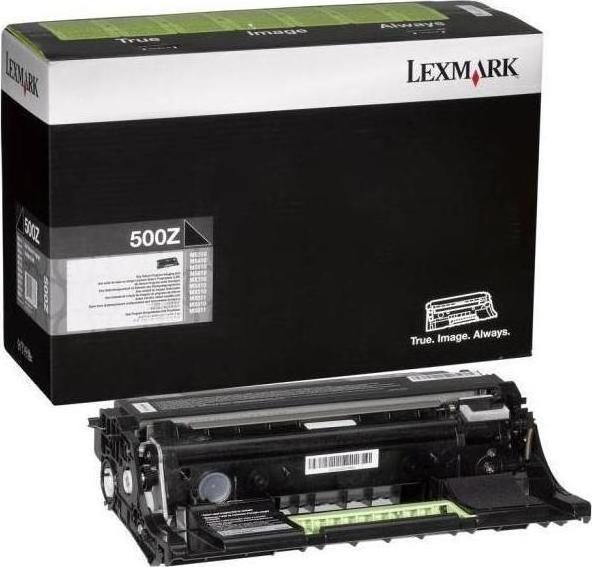 Lexmark Black Imagine Unit Laser 50F0Z00 60.000σελ. 500Z
