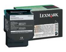 Toner LEXMARK for C540/C543/C544 YELLOW C540H1Y 2000pages