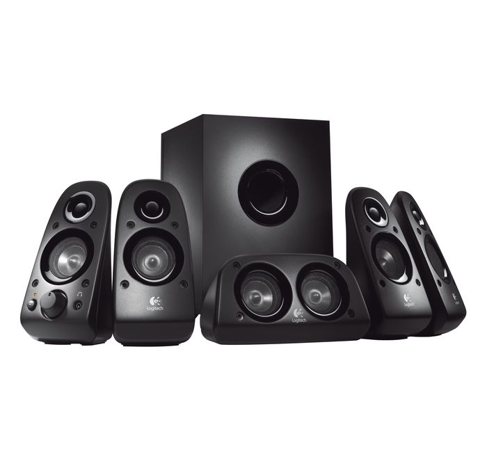 Ηχεία Logitech Z506 Speaker Surround Sound 5.1/75W 980-000431