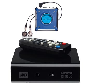 MP3-Media-DVD Players