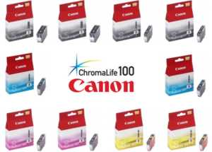 CANON CLI-8G INK GREEN I4200/5200/R/6210D