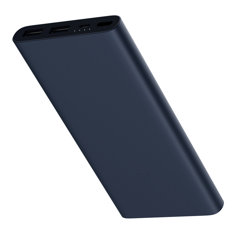 Xiaomi Mi Power Bank 10000mAh 2S Black