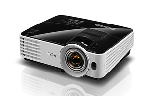 BENQ Projector MX631ST DLP 3200ANSI/13000:1/1024x768 Short Throw