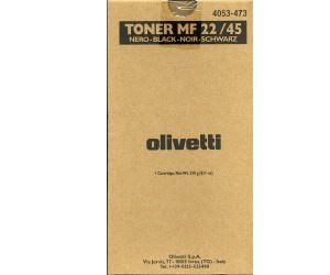 Toner Γραφίτης Olivetti d-Color MF22/45 Black Toner 11.5k B0480