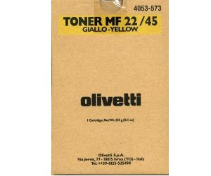 Toner Γραφίτης Olivetti d-Color MF22/45 Yellow Toner 11.5k B0481