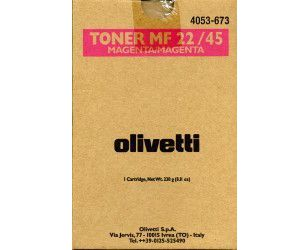 Toner Γραφίτης Olivetti d-Color MF22/45 Magenta 11.5k B0482