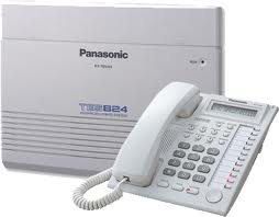 Τηλεφωνικό Κέντρο Panasonic KX-TES824 3 PSTN Ext/8 Internal PABX
