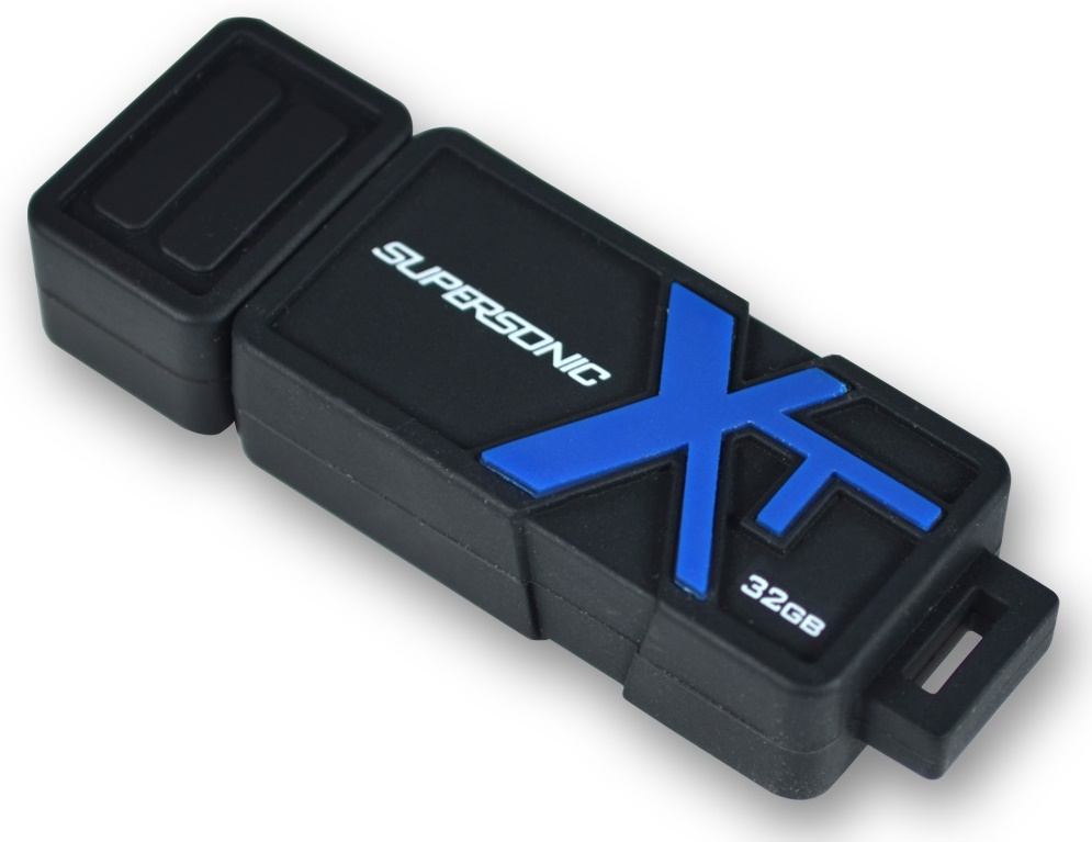 PATRIOT SUPERSONIC BOOST XT USB3.0 032GB  PEN-CAP 1000